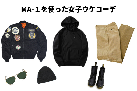 MA-1メンズ