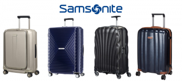 【最新版】サムソナイトでおすすめのスーツケース10選を徹底比較。