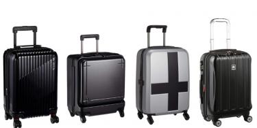 【2020年最新版】おすすめの機内持ち込みスーツケース10選を徹底比較。