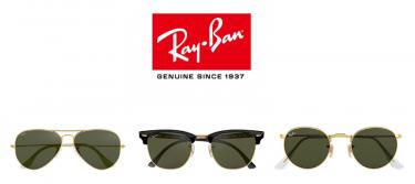 【メンズ必読】レイバンで人気のサングラス特集。定番モデル~最新モデルまでご紹介