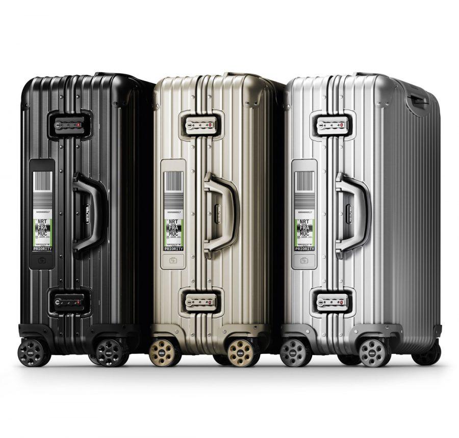 リモワで人気のおすすめスーツケース
