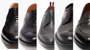 革靴の種類を完全網羅。覚えておきたい知識や用語を徹底解説