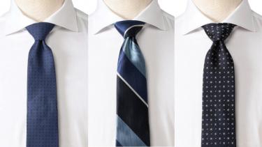 スーツスタイルを格上げ。人気のネクタイブランド15選。安いモデル~高級モデルまで