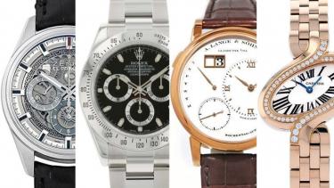 身に付ける資産。大人の男におすすめの高級腕時計ブランド20選。ブランド格付けもご紹介