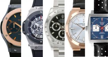 人気のメンズ腕時計ブランド25選。大人におすすめしたい65モデルを徹底解説!