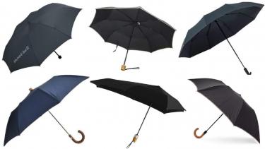 大人男子に。おすすめのメンズ折りたたみ傘ブランド大特集。軽量モデル~大型モデルまでご紹介