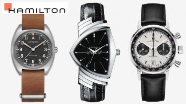 男のステータスシンボル。ハミルトンで人気の腕時計厳選15種。評判から魅力まで徹底解説