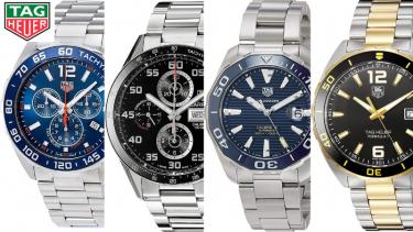 タグホイヤーで人気のメンズ腕時計を総まとめ。評判~魅力まで徹底解説