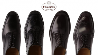 英国の誇り「チャーチ」の革靴は本物志向の男性に刺さる。おすすめモデルや魅力を解説